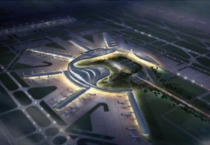 南京禄口机场航站区规划
