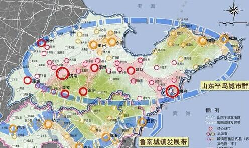 山东省新型城镇化规划发布