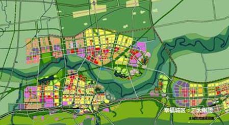 中国城市发展战略规划问题研究