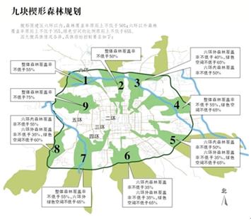 巴黎城市规划设计图