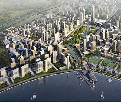 韩国松岛新城:从零开始建设一座世界级城市