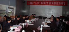 重庆某区都市农业十二五规划