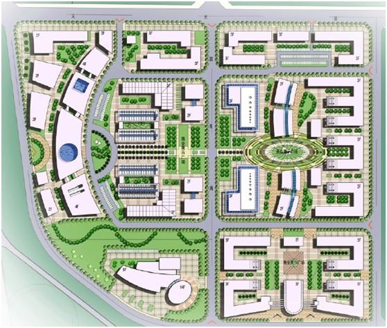 无锡通江物流园规划方案