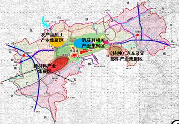 贵州遵义县鸭溪经开区产业发展规划