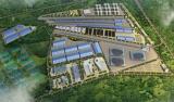 新疆某市新火车站片区国际物流园区发展规划