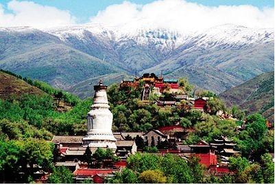 五台山旅游区发展规划