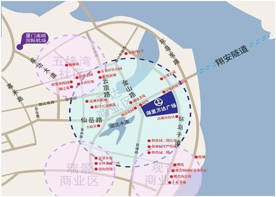 厦门湖里万达广场项目商业定位报告