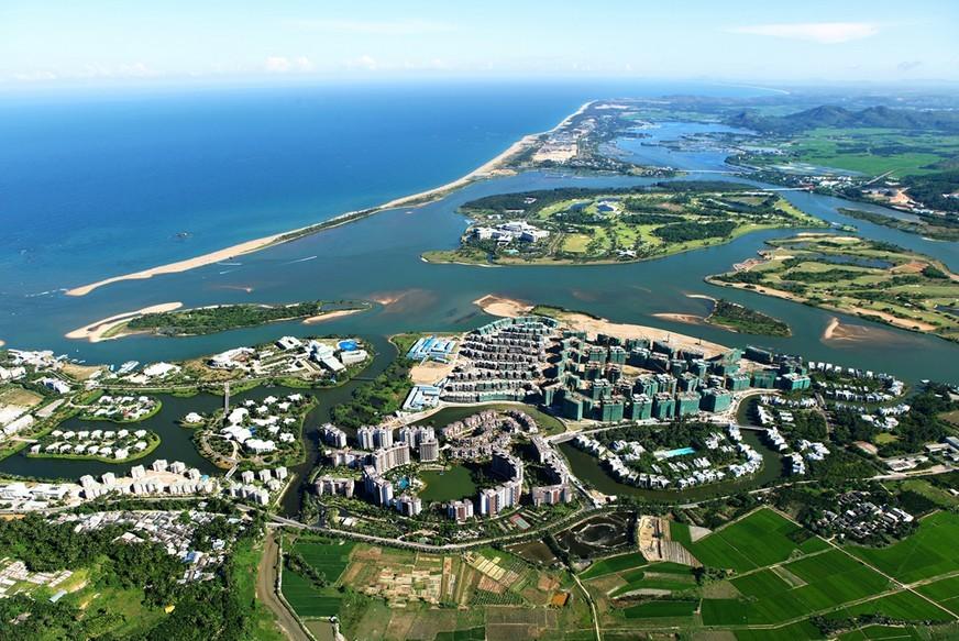 中信地产海南项目苏南营销体验中心选址方案