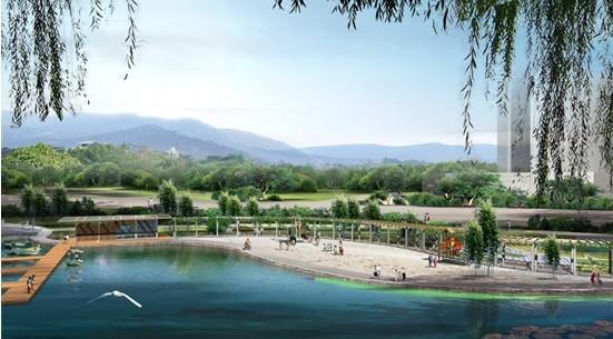 湖滨公园设计规划