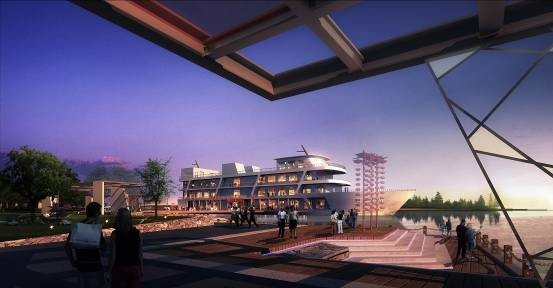 镇江雕塑公园景观设计