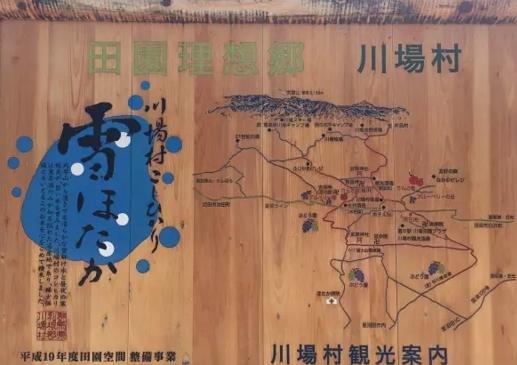 乡村发展案例四:日本川场村