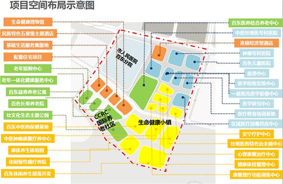 桂西生命健康城项目策划