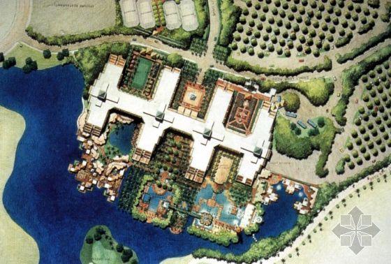 牡丹江生态公园设计规划