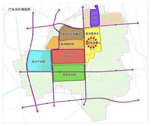 山东邹城唐村镇产业发展规划