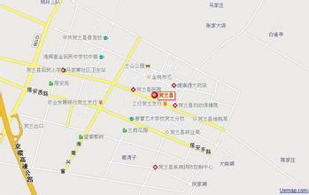 宁夏贺兰县产业规划